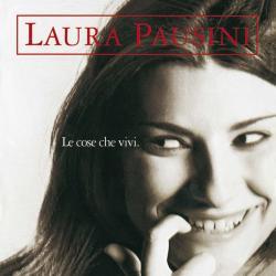 Disco 'Le cose che vivi' (1996) al que pertenece la canción 'Il mondo che vorrei'
