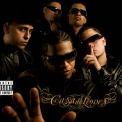 Disco 'Casa de Leones' (2007) al que pertenece la canción 'No te veo'