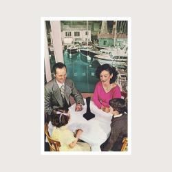 Disco 'Presence ' (1976) al que pertenece la canción 'Achilles Last Stand'