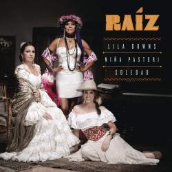 Disco 'Raíz' (2014) al que pertenece la canción 'Tren del cielo'
