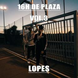 Disco '16 Horas de Plaza Vol. 3' (2017) al que pertenece la canción 'Ojalá'