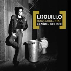 Disco 'Rock & Roll Star - 30 Años [1980-2010]' (2010) al que pertenece la canción 'Disparare - con el columpio asesino'