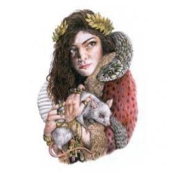 Bravado - Lorde   The Love Club - EP