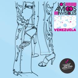 Disco 'Superpop Venezuela' (2006) al que pertenece la canción 'Ganas'