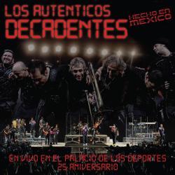 No me importa el dinero - Los Auténticos Decadentes | Hecho en México (En Vivo en El Palacio de los Deportes) [25 Aniversario]