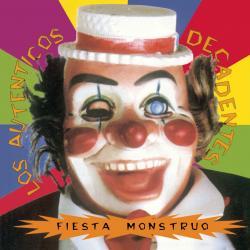 Disco 'Fiesta Monstruo' (1993) al que pertenece la canción 'Tregua a tu dolor'