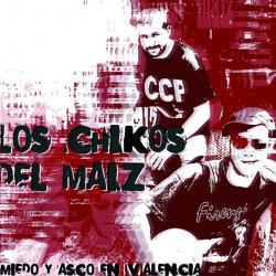 Disco 'Miedo y Asco en Valencia' (2005) al que pertenece la canción 'Estilo Faluya'