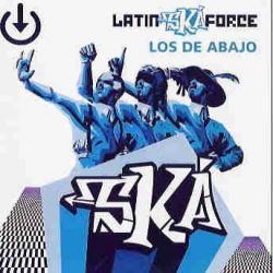 Disco 'Latin Ská Force' (2002) al que pertenece la canción 'Skapate'