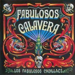 Disco 'Fabulosos Calavera' (1997) al que pertenece la canción 'Piazzolla'