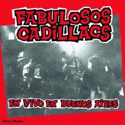 Disco 'En Vivo En Buenos Aires' (1994) al que pertenece la canción 'Vasos Vacios'