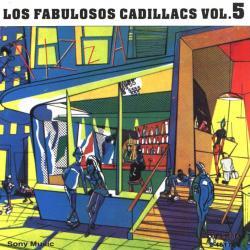 Disco 'Vol. V' (1990) al que pertenece la canción 'Tanto Como Un Dios'