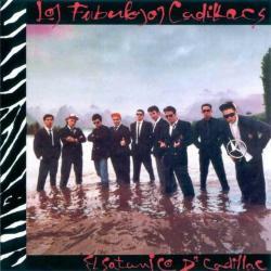 Disco 'El Satánico Dr. Cadillac' (1989) al que pertenece la canción 'Rudy (un Mensaje Para Vos)'