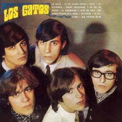 Disco 'Los Gatos' (1967) al que pertenece la canción 'Ayer nomas'