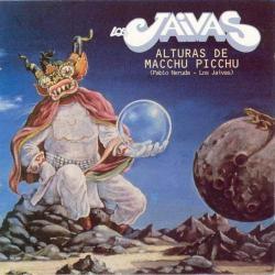 Disco 'Alturas de Macchu Picchu' (1981) al que pertenece la canción 'Antigua America'