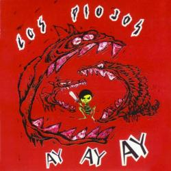 Disco 'Ay Ay Ay' (1994) al que pertenece la canción 'Te Diria'