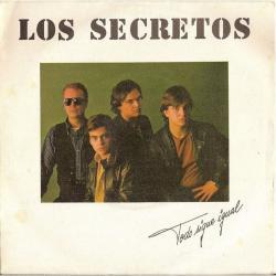 Disco 'Todo sigue igual' (1982) al que pertenece la canción 'Vivir por vivir'