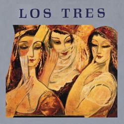 Disco 'Los Tres' (1991) al que pertenece la canción 'He Barrido El Sol'