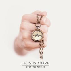 Disco 'Less Is More' (2016) al que pertenece la canción 'In Too Deep'