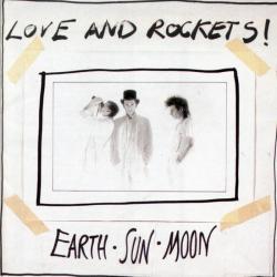 Disco 'Earth • Sun • Moon' (1987) al que pertenece la canción 'Waiting for the Flood'