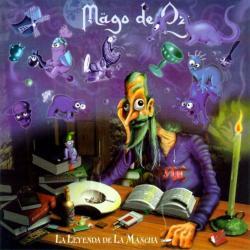 Disco 'La Leyenda de La Mancha ' (1998) al que pertenece la canción 'Molinos De Viento'