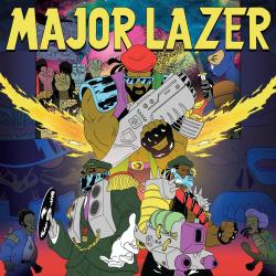 Watch Out For This Bumaye - Major Lazer | Free the Universe