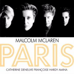 Disco 'Paris' (1994) al que pertenece la canción 'Revenge Of The Flowers'