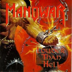 Disco 'Louder than Hell' (1996) al que pertenece la canción 'Today Is A Good Day To Die'