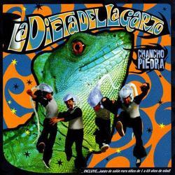 Disco 'La dieta del lagarto' (1997) al que pertenece la canción 'Viejo diablo'