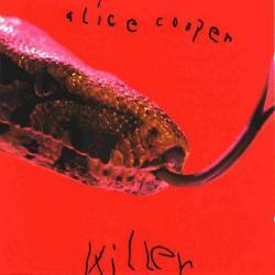Disco 'Killer ' (1971) al que pertenece la canción 'Desperado'