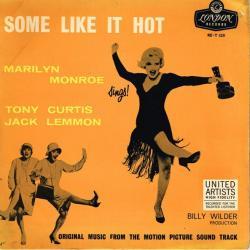 Disco 'Some Like It Hot' (1959) al que pertenece la canción 'Some Like It Hot'