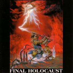 Disco 'Final Holocaust' (1990) al que pertenece la canción 'Final Holocaust'