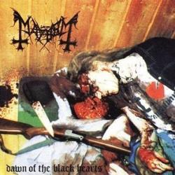 Disco 'Dawn of the Black Hearts' (1995) al que pertenece la canción 'Funeral Fog'