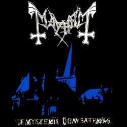 Disco 'De Mysteriis Dom Sathanas' (1994) al que pertenece la canción 'From The Dark Past'
