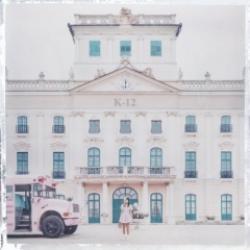Disco 'K-12' (2019) al que pertenece la canción 'Detention'