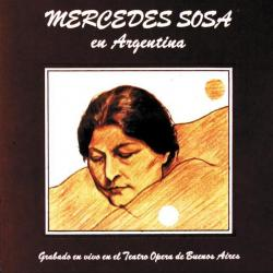 Como La Cigarra | Mercedes Sosa en Argentina