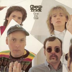 Disco 'One On One' (1982) al que pertenece la canción 'I Want You'