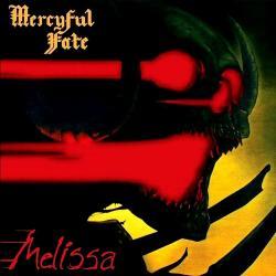 Disco 'Melissa' (1983) al que pertenece la canción 'Curse Of The Pharaohs'