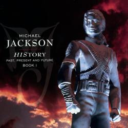 Disco 'HIStory - Past, Present And Future - Book 1' (1995) al que pertenece la canción 'Smile'