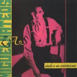 Disco 'Atado a un sentimiento' (1987) al que pertenece la canción 'Atado A Un Sentimiento'
