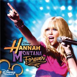 Disco 'Hannah Montana Forever' (2010) al que pertenece la canción 'Kiss it goodbye'