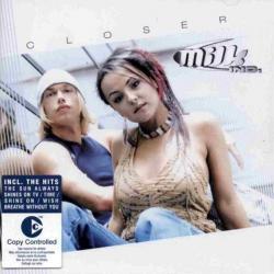 Disco 'Closer' (2003) al que pertenece la canción 'Time'
