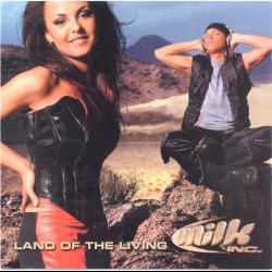 Disco 'Land of the Living' (2000) al que pertenece la canción 'Don't Cry'