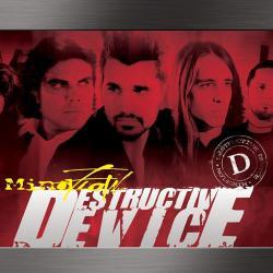 Disco 'Destructive Device' (2008) al que pertenece la canción 'Destructive Device'