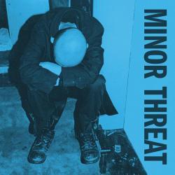Disco 'Minor Threat - EP' (1981) al que pertenece la canción 'Screaming At A Wall'