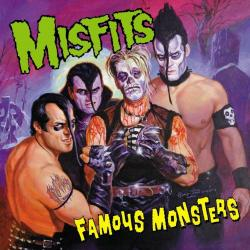 Descending Angel - Misfits | Famous Monsters