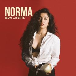Disco 'Norma' (2018) al que pertenece la canción 'Caderas Blancas'