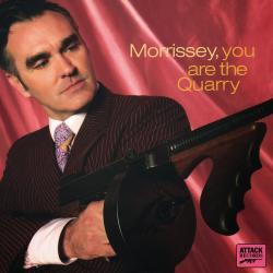 Disco 'You Are the Quarry' (2004) al que pertenece la canción 'I Have Forgiven Jesus'