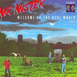 Disco 'Welcome to the Real World' (1985) al que pertenece la canción 'Is It Love'