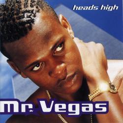 Disco 'Heads High' (1998) al que pertenece la canción 'Frontier'