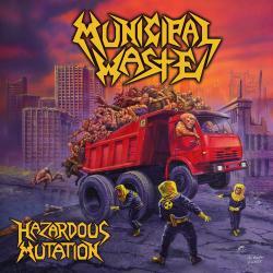 Disco 'Hazardous Mutation' (2005) al que pertenece la canción 'Unleash the bastards'